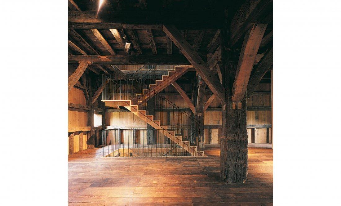 Apezteguía Architects.Torre Jaureguia. Interior segunda
