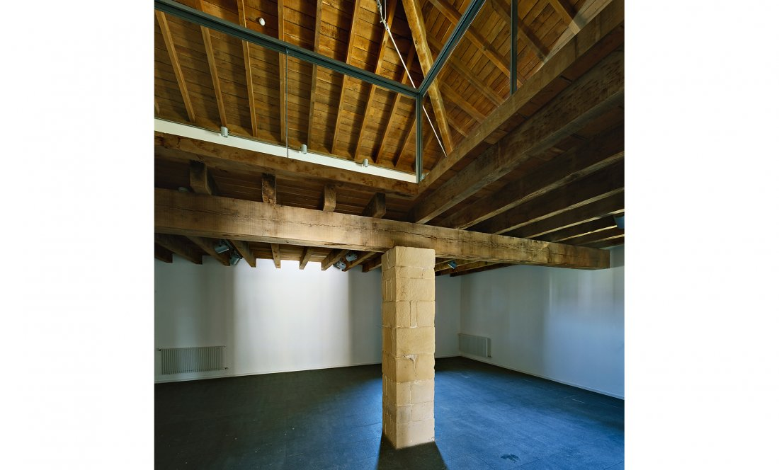 apezteguia architects_mendibile_estructura planta baja