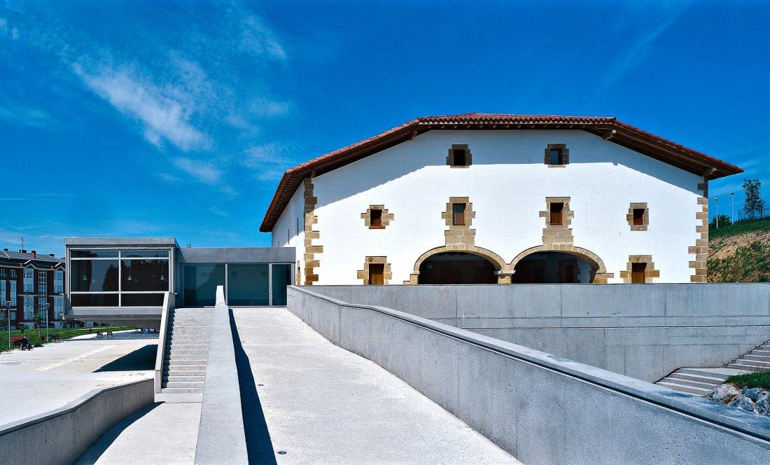 apezteguia architects_mendibile_alzado principal