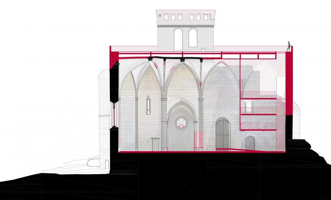 "Iglesia de Santa FE - ""El Cristo"" Caparroso_APEZTEGUIA ARCHITECTS_4"