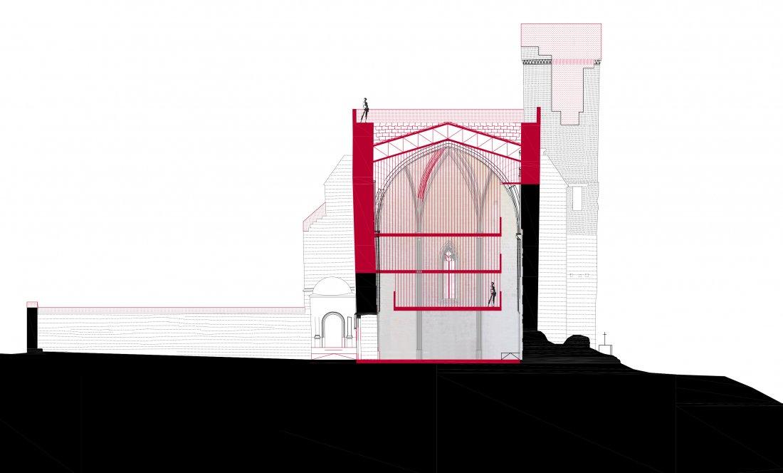 "Iglesia de Santa FE - ""El Cristo"" Caparroso_APEZTEGUIA ARCHITECTS_5"