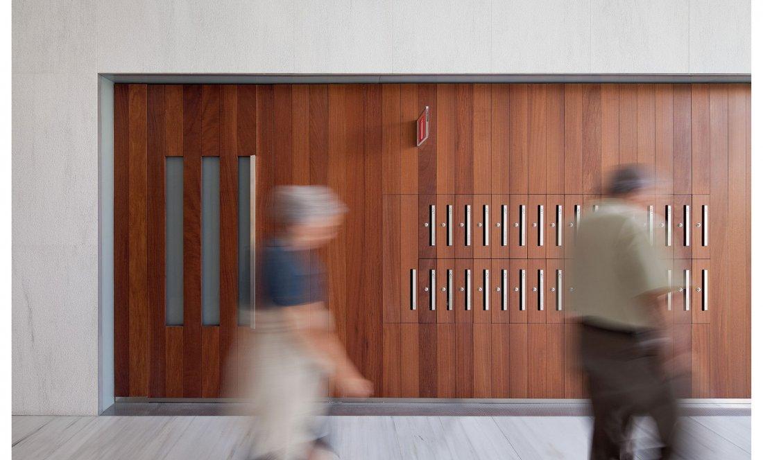 Apezteguia architects_Portal Pio XII_10