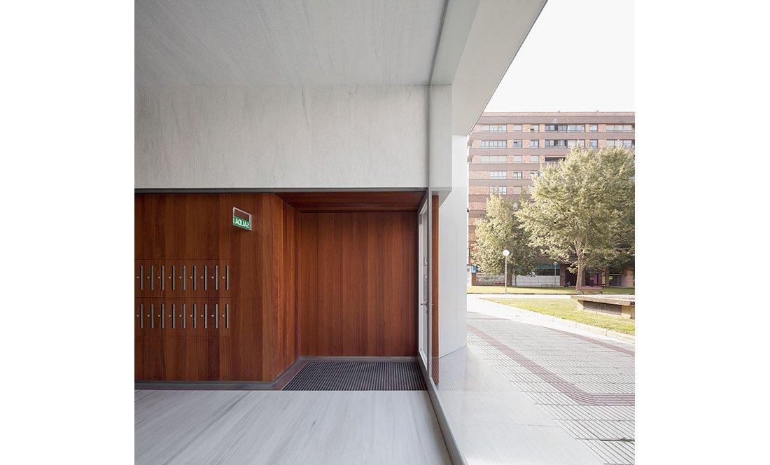 Apezteguia architects_Portal Pio XII_19
